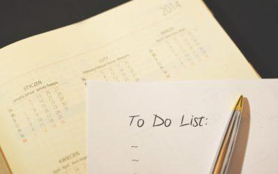 Brauche ich eine Hochzeits-Checkliste?