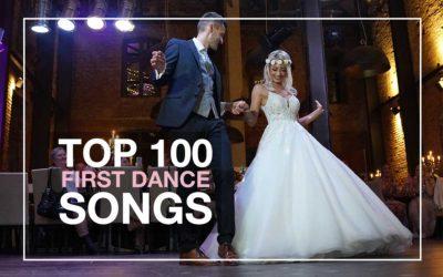 TOP 100: Musik / Titel / Songs für den ersten Hochzeitstanz, First Wedding Dance & Eröffnungstanz von MULTI KULTI HOCHZEIT